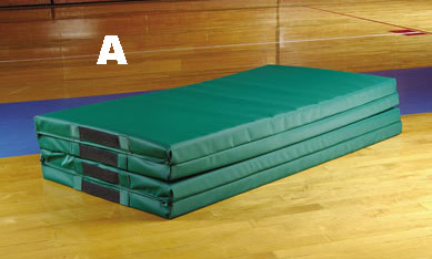 Tuffy Gym Pads can handle what you throw at them